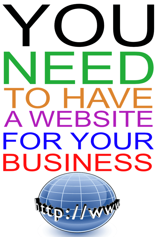get a small business website